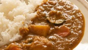 Home Made Japanese Vegetarian Curry Rice Recipe Japanese Curry Chicken Cutlets Vegetarian Curry