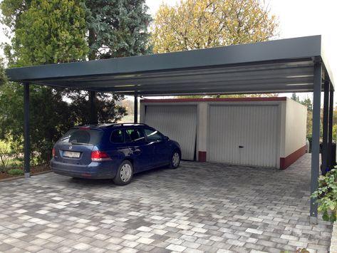 CARPORT BOIS TRIPLE HAUT DE GAMME Carport bois Pinterest - monter un garage en bois