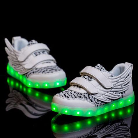 hot style light up shoes LED lights