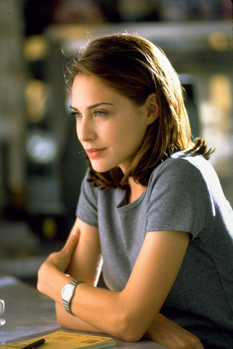 Claire Forlani-- Meet Joe Black   (absolutely I'm in love with this actress and her character in this movie) O:-)