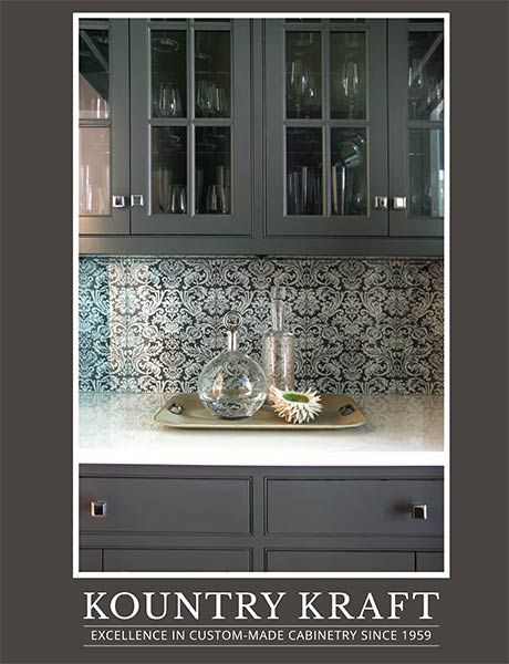 Kountry Kraft Custom Cabinetry Kitchens Bath Cabinets Luxury Closets With Images Navy Kitchen Cabinets Grey Kitchen Cabinets U Shaped Kitchen Cabinets