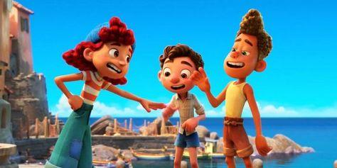 Ecco il primo trailer di Luca, il nuovo film di Pixar diretto da Enrico Casarosa