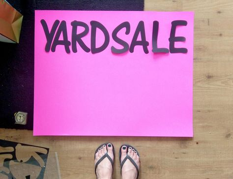 Progetti Per Silhouette Cameo : Yard sale with silhouette fotobella design team projects