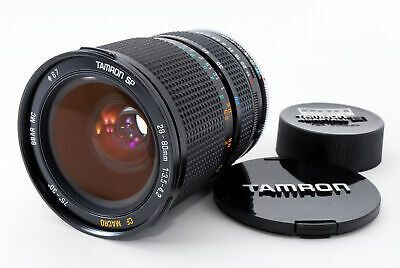 Near Mint Tamron Sp 28 80mm F 3 5 4 2 Cf Macro Adaptall 2 In 2020 Tamron Camera Lenses Macro