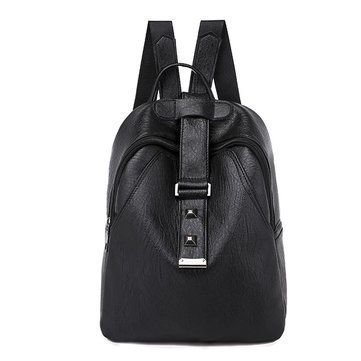 New Wave Crossbody bag synthetic black