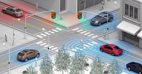 New General Motors System Would Use Smart Phone Technology To Help Drivers Avoid Pedestrians Transporte Tecnologia Coches
