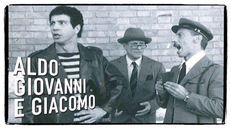 Ajeje Brazorf E Il Controllore Seconda Parte Tre Uomini E Una Gamba Uomini Aldo Cabaret