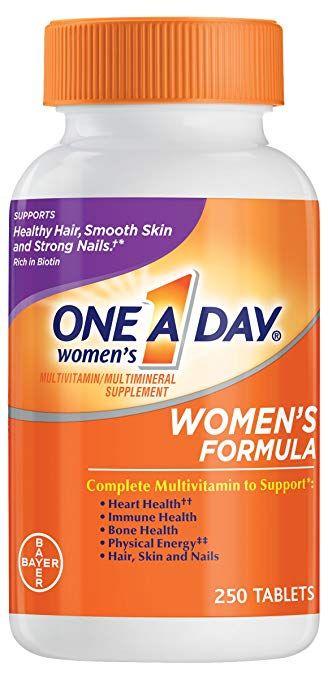 Best Womens Multivitamin >> One A Day Women S Multivitamin 250 Count Sponsored