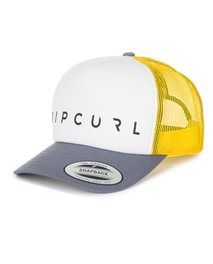 official photos 10aea 34262 Rip Curl Corpo Trucker Cap
