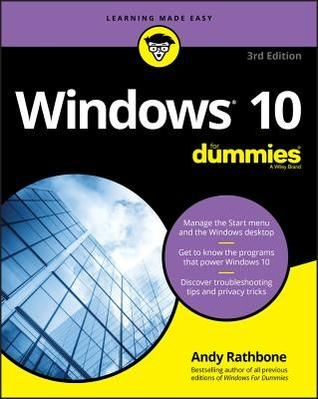 Pdf Download Online Windows 10 For Dummies For Dummies Computer Tech Web Design