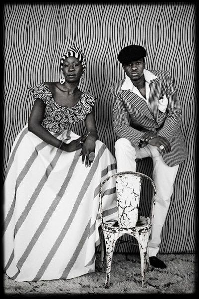 Photographer Manolo Yllera, inspired by Seydou Keita