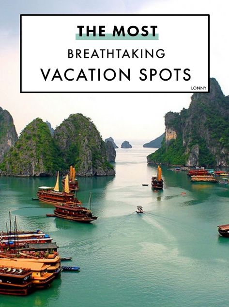 These Remote Vacation Spots Will Take Your Breath Away