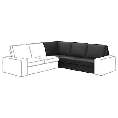 Divani Angolari In Pelle Ikea.Delaktig Tavolino Per Struttura Nero Ikea Divani E Tavolini