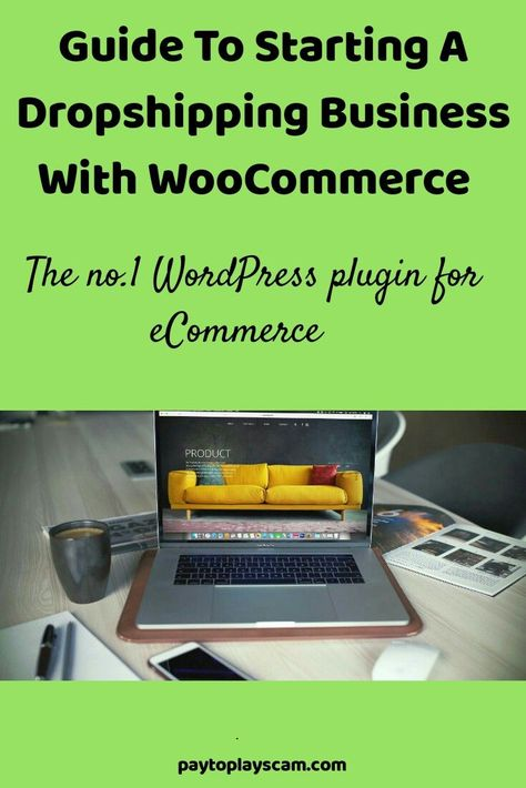 How To Start Dropshipping With WooCommerce | Make Money Online