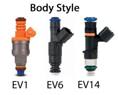 Fuel Injector Info Physical Size Connector Types Sloppy