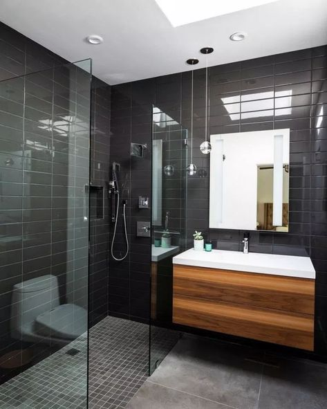Modern Smallhouse Home: 73 Bathroom Trend You Need To Know In 2019 59