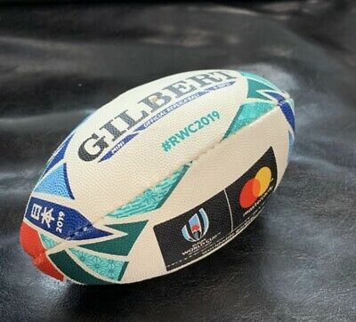 Advertisement Ebay Gilbert 2019 Rugby World Cup Official Replica Mini Ball Rwc2019 From Japan New Rugby World Cup Japan News World Cup