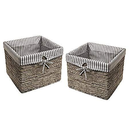50 Best Wicker Baskets And Rattan Baskets 2020 With Images
