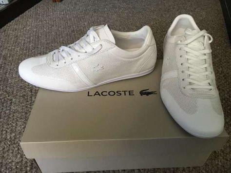 Lacoste Mokara 116 Rozmiar 44 Skora Kolor Bialy Promocja Pila Image 1 Vuitton Louis Vuitton Shoes
