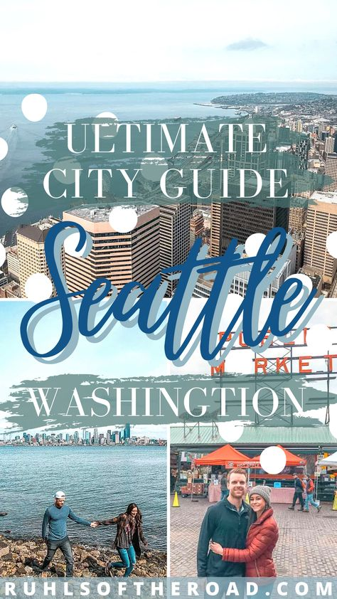 Things to do in Seattle, and hikes near Seattle