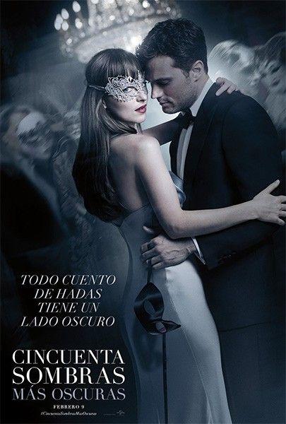 Cincuenta Sombras Mas Oscuras 2017 Fifty Shades Darker Film Fifty Shades Darker Poster Fifty Shades Darker Movie