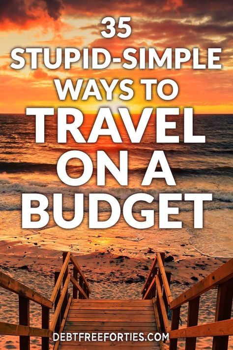 With all of the commitments we make to spend more time with family and friends, it can really put a dent on your budget. Luckily, there are about a million and one ways to learn how to plan a trip on a budget. Whether you're traveling on a budget with a family or you're traveling in your mid 20s, here's some great budget travel inspiration. #budget #travel #traveltips #travelbudget #frugalliving