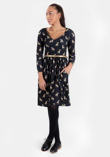 New Ladies Plus Size Vintage Floral Lace Lined Mini Dress 8-22