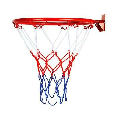 Advertisement Ebay 12 6 Basketball Frame And Net With Screw Diameter Durable Indoor Outdoor New In 2020 Basketball Rim Basketball Hoop Hoop Net