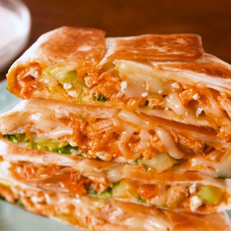 Buffalo chicken is love. #food #easyrecipe #lunch #comfortfood #chicken
