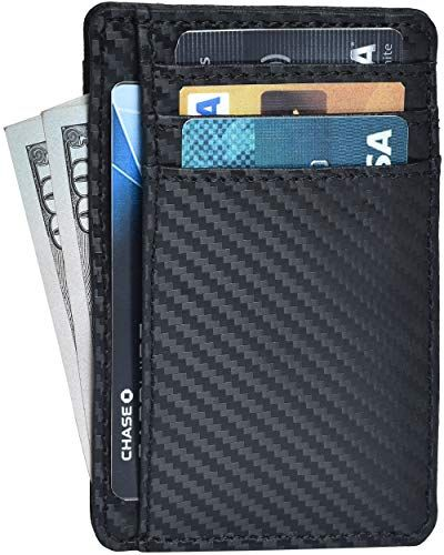 Clifton Heritage Mens RFID Wallet