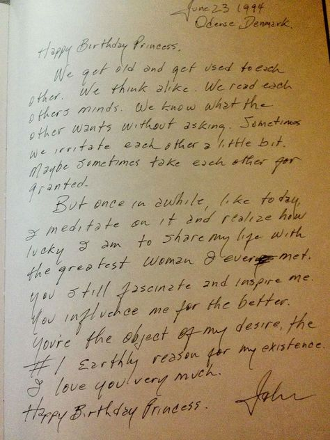 A letter Johnny Cash wrote to his wife was voted the most romantic letter in history.