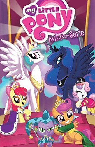 My Little Pony Mikro Serie Sammelband 2 Mikro Pony Sammelband Serie Mein Kleines Pony My Little Pony Geschichten