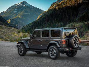 Best 2019 Jeep Wrangler Rubicon Spy Shoot 2018 Jeep Wrangler Unlimited Jeep Wrangler Wrangler Jl