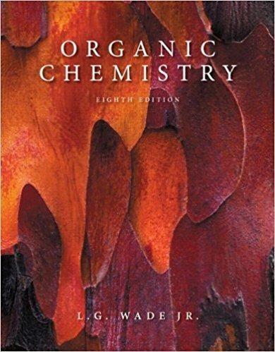Organic Chemistry 8th Edition By L G Wade Jr Pdf Version Organic Chemistry Pdf Organic Chemistry Organic Chemistry Books