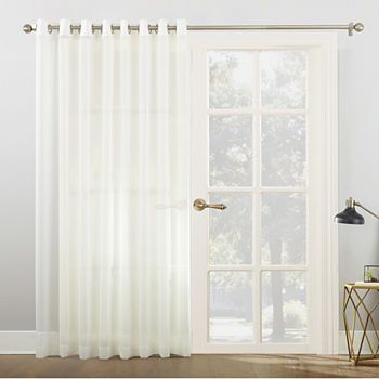 Door Curtains Panels Patio Curtains Jcpenney Sliding Door