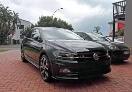 Image Result For Vw Polo Gti 2018 White Volkswagen Polo Gti Vw