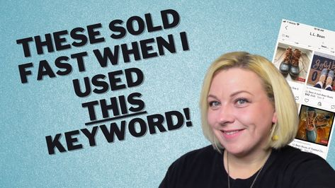 Poshmark SEO Tips That Helped These Sell Fast