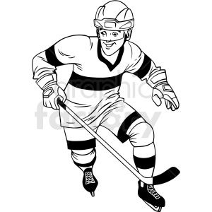 47++ Hockey puck clipart black and white information