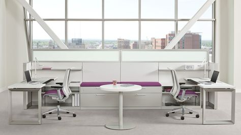 Answer by Steelcase.