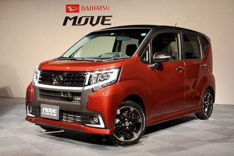 K Car Daihatsu Move Daihatsu Coches Autos