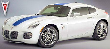Pontiac Solstice Coupe GXP