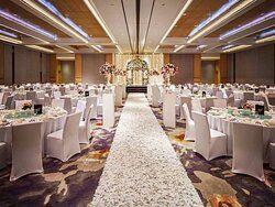 Sofitel Singapore City Centre Updated 2021 Hotel Reviews Price Comparison And 1 276 Photos Tripadvisor In 2021 Hotel Ballroom Garden Wedding Venue Singapore City