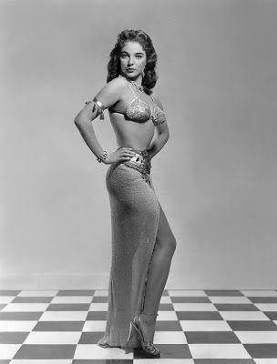 Rare film & TV classics on DVD!: Nefertiti Queen Of The Nile (1961) Jeanne Crain & Land of the Pharaohs (1955) Joan Collins