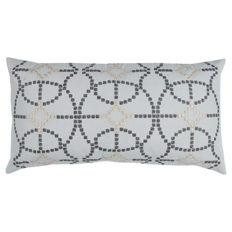 Throw Pillow (14x26) Rizzy Home
