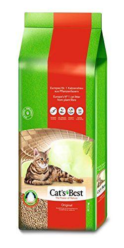 Cat S Best Original Katzenstreu 40 Liter Avec Images Petits Animaux