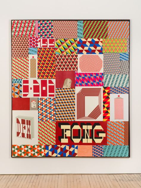 Barry McGee | Untitled (2014) | Artsy