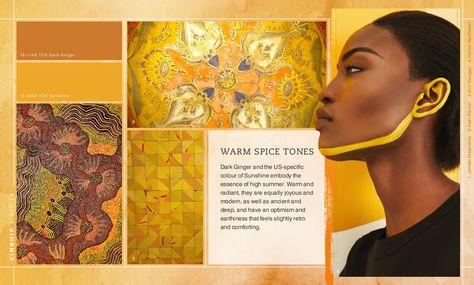 Kinship Warm Spice Tones