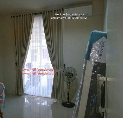 #dekorasi #gorden #kamar (dengan gambar)   interior