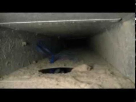 How To Clean Air Ventilation Ducts Yourself Duct Cleaning