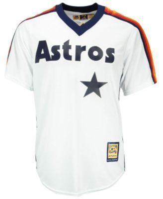 Majestic Craig Biggio Houston Astros Cooperstown Replica Jersey - White XXL 4ba310361